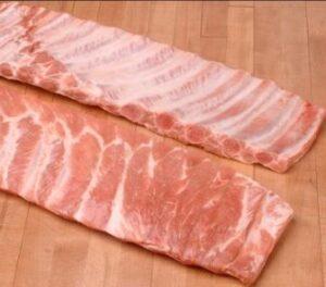 Rack of ribs